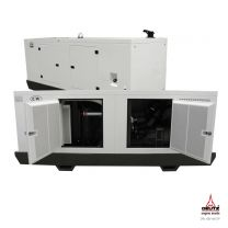 CW Power Generator 150 kVA sound proofed