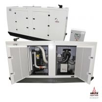CW Power Generator 200 kVA sound proofed