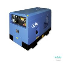 CW Power Generator 10 kVA sound proofed
