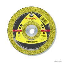 Klingspor Disco de desbaste A 24 Extra T