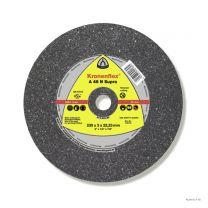 Klingspor Disco de corte Alumínio A 46 N Supra