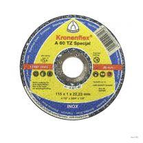 Klingspor Disco de corte Inox A 60 TZ Special
