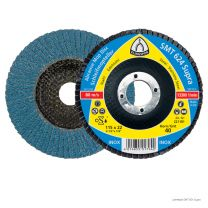 Klingspor Disco lamelado A SMT 624, 115 x 22 mm