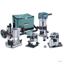 Makita Fresadora manual 710 W