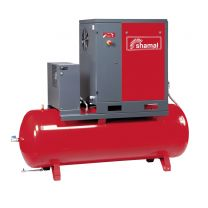 Shamal Rotary Screw Compressor (similar model)