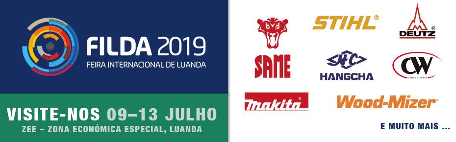 FILDA 2019 em Luanda
