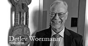 Detlev Woermann 1949-2018