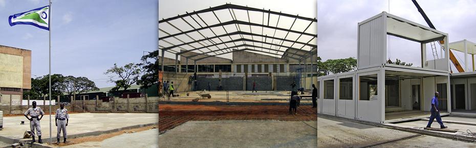 A nossa sucursal angolana foi fundada em 2005